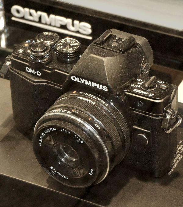 olympus omd em10 mark iii firmware